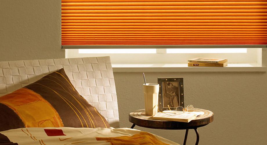 plissees f r jeden raum der passende sonnenschutz. Black Bedroom Furniture Sets. Home Design Ideas